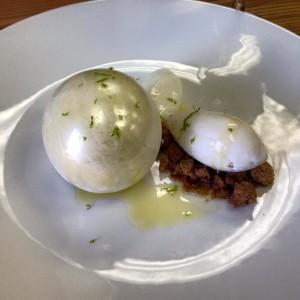 Heartwood Provisions Restaurant Seatte   Key Lime Pie per Jordi Roca and Jordi Butron
