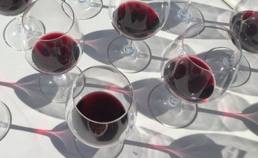 Heartwood Provisions Restaurant Seattle   Washington Wine Syrah Tasting