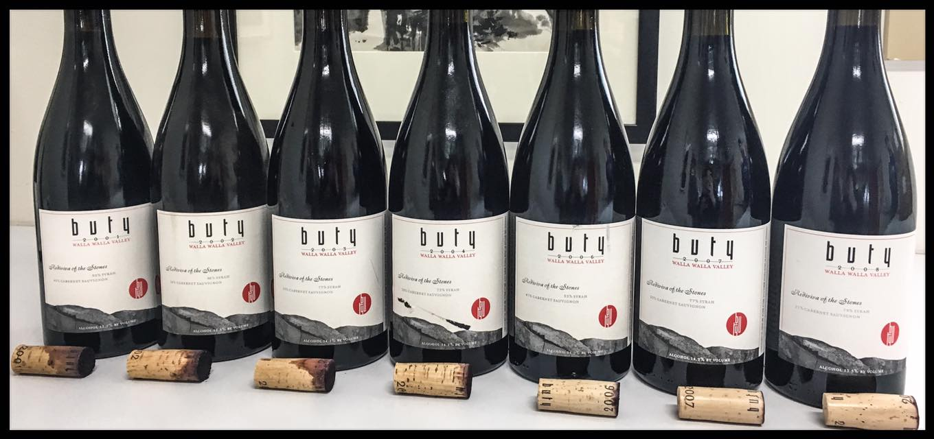 You're Invited: Buty Wine Dinner