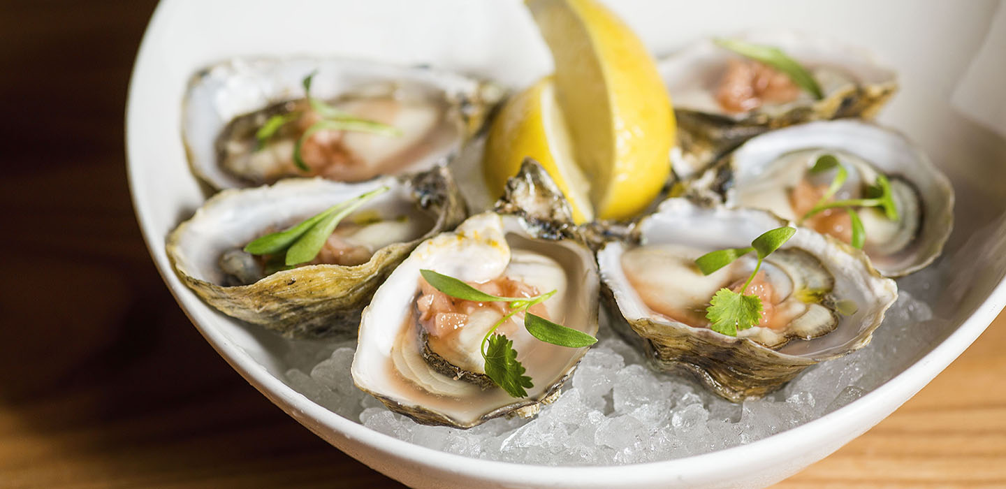 O is for Oyster; A is for Aphrodisiac