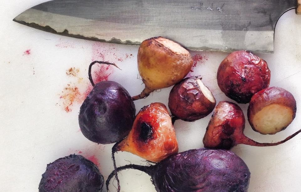 Heartwood Provisions Restaurant Seattle | Beets Out of the Oven