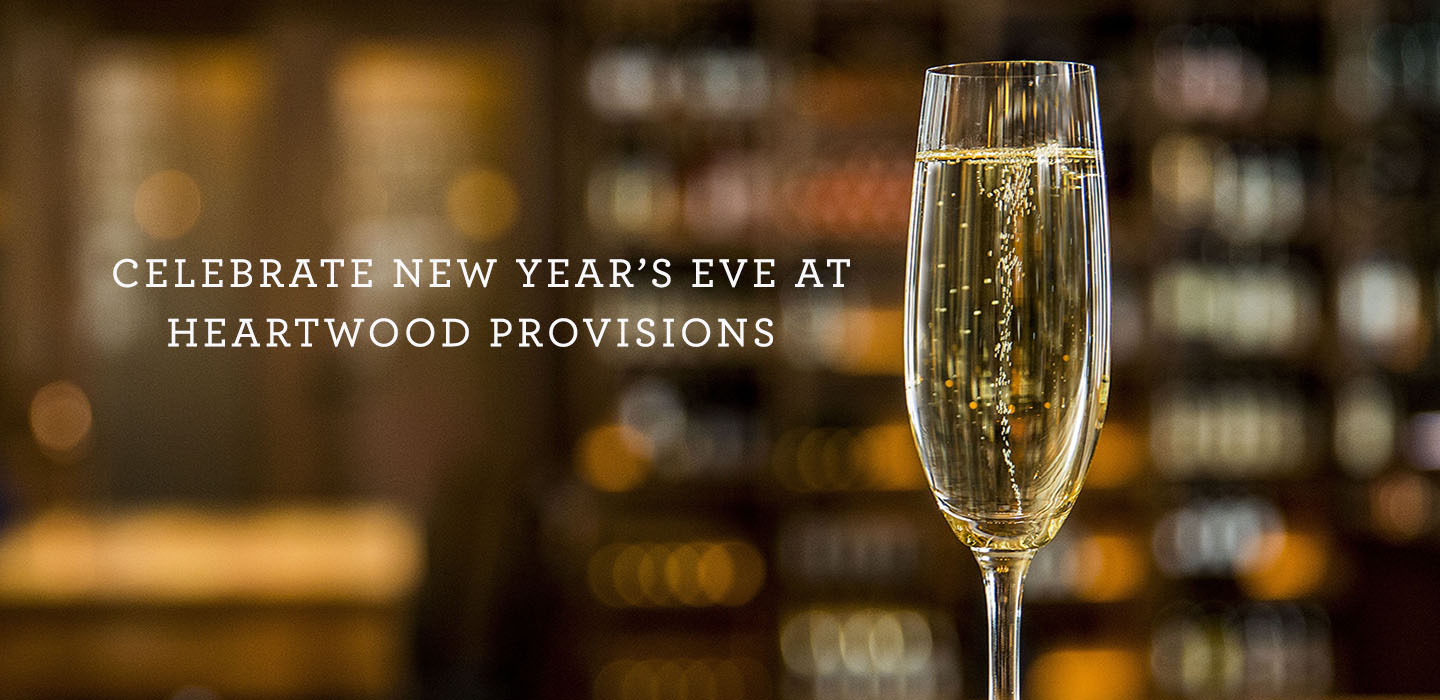 Ring in the New Year in Culinary Style!
