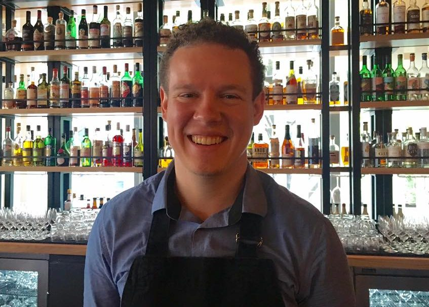 Tales of the Cocktail Apprentice with Elias Shyne