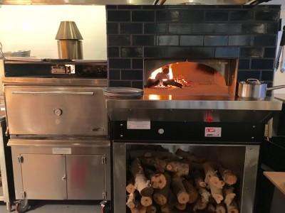 Josper oven and Woodstone oven
