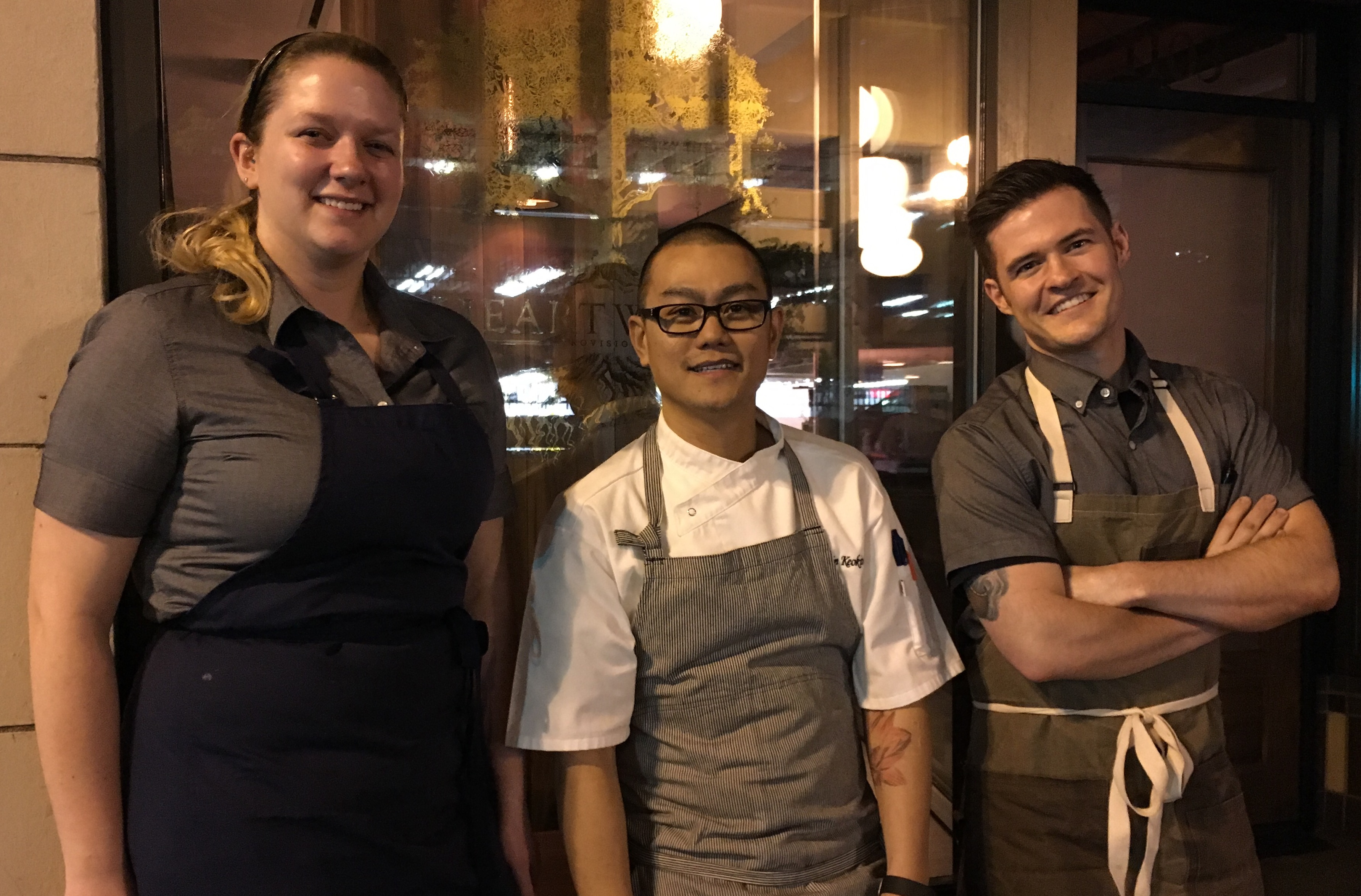 Behind the Burners: Get to Know the Kitchen Team