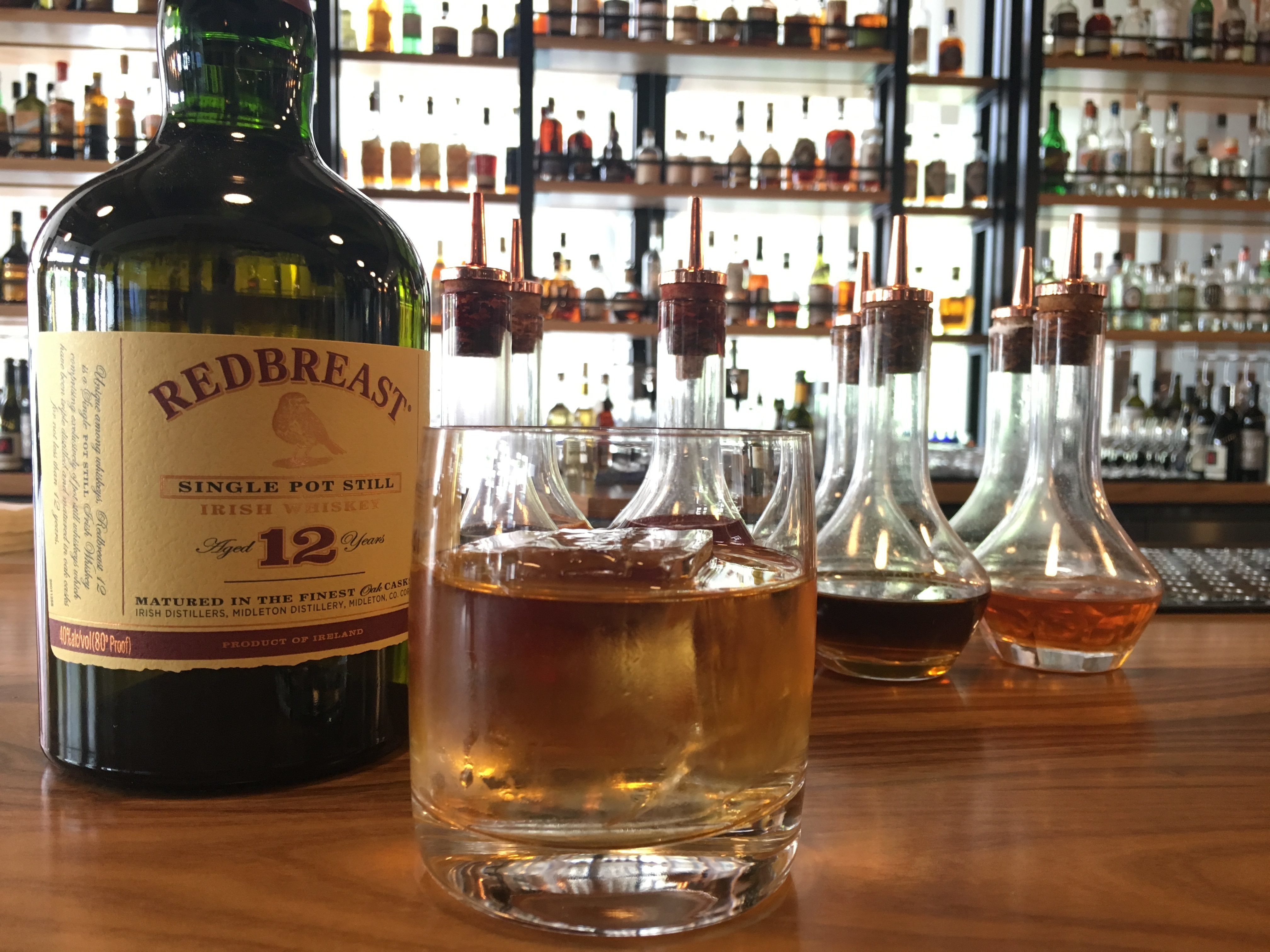 Whiskey, the Irish Way