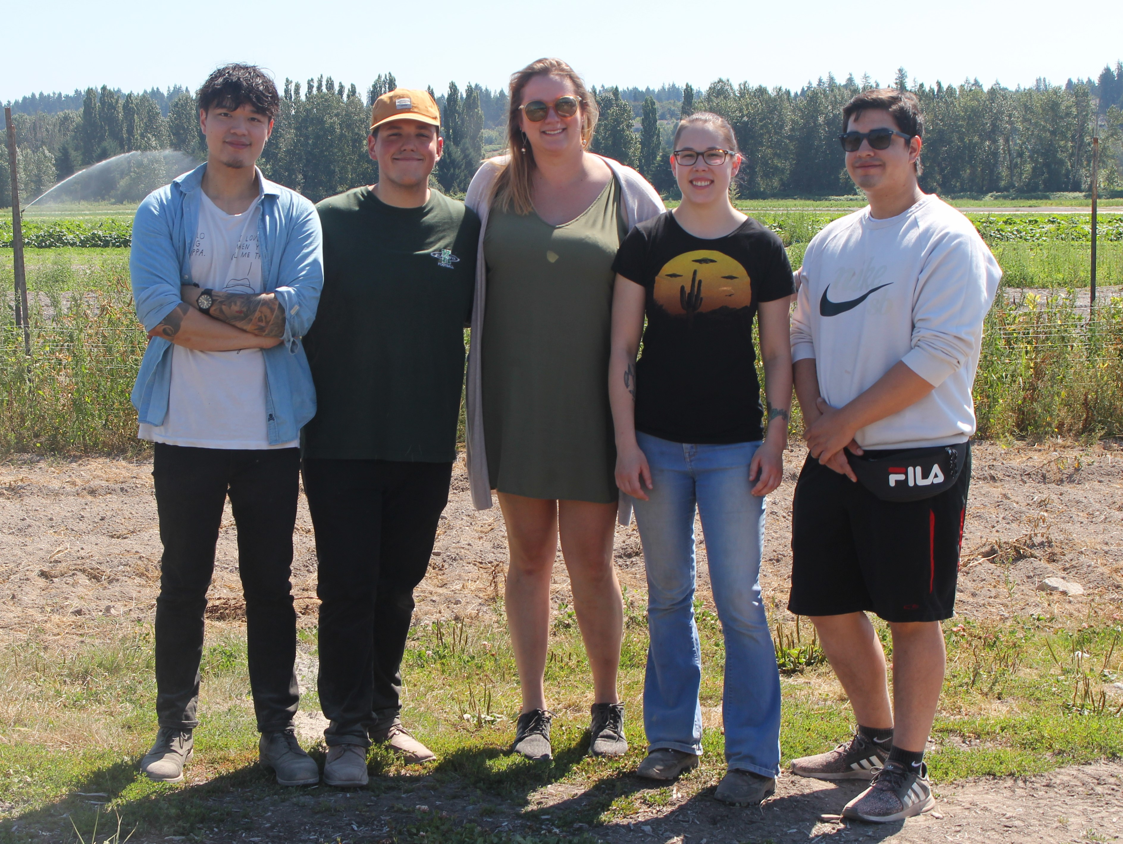 Loyal to the Soil – A Visit to  Sound Sustainable Farms