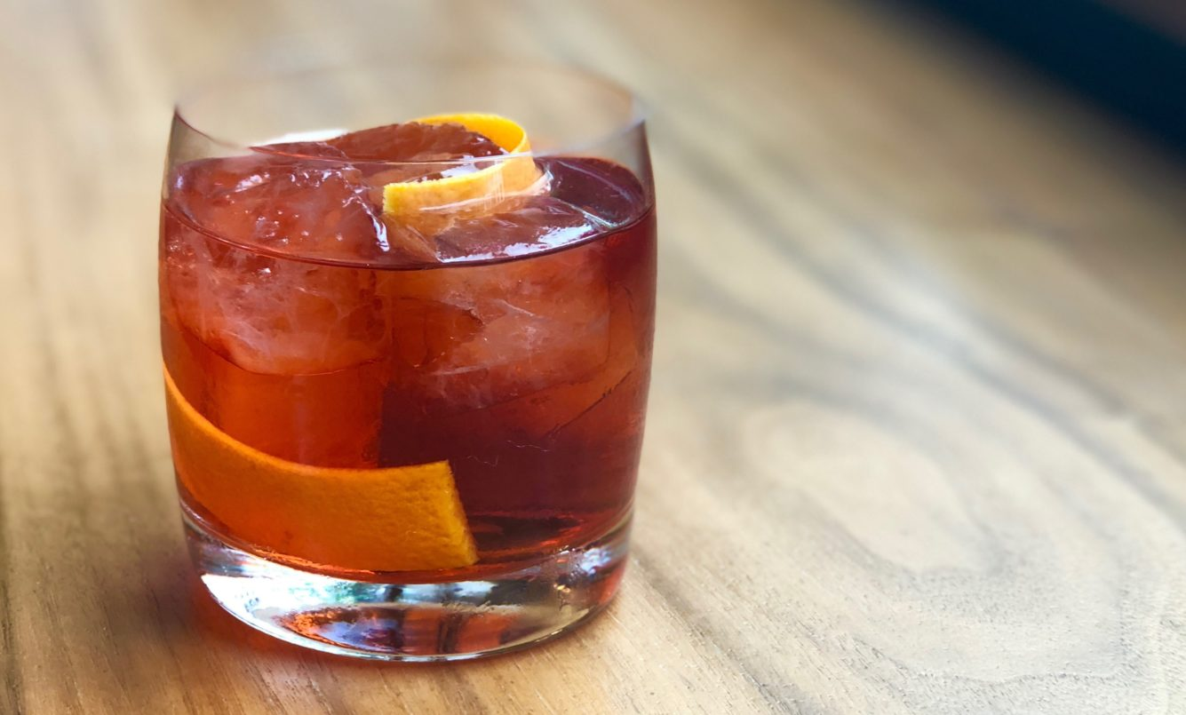Drink for a Cause, Negroni Style