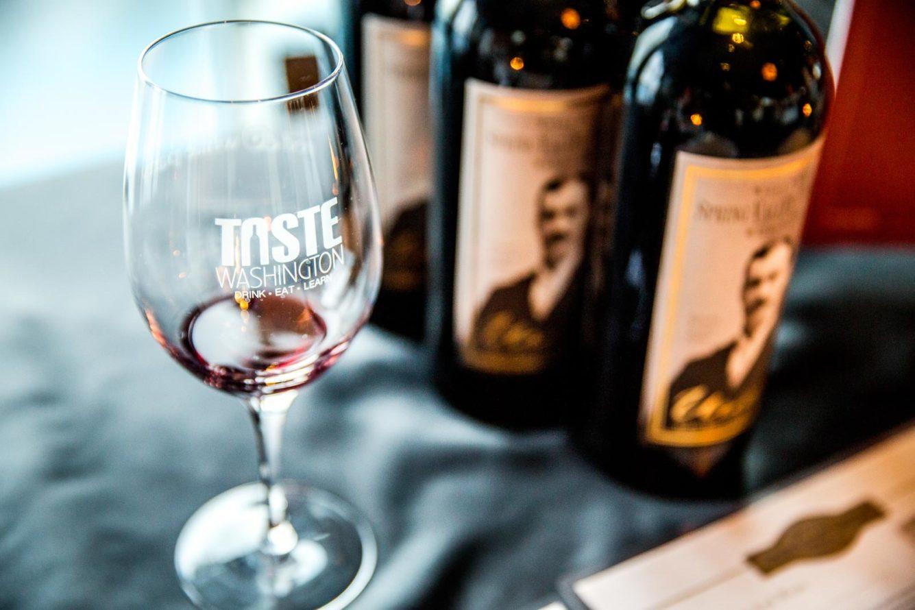 Taste Washington Wines, Heartwood Style