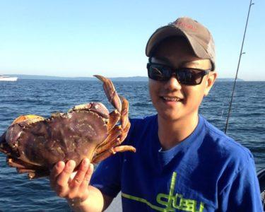 Varin crabbing