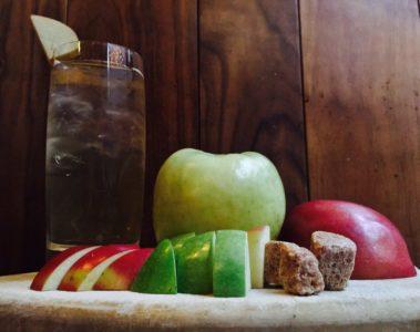 apple shrub recipe