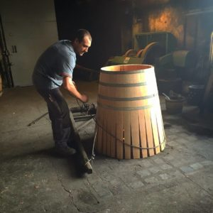Brandy barrel