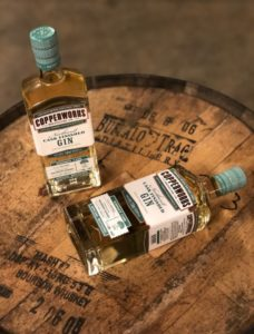 Heartwood Provisions Copperworks Gin