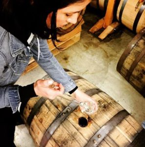 Heartwood Provisions Copperworks Gin & Buffalo Trace Barrels