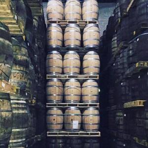 Distillery room